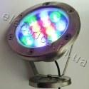 Подводный светильник LED RGB 2212 для бассейнов с контроллером