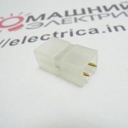Конектор для світлодіодної стрічки FLEX 2835-120 220V