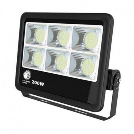 Светодиодный прожектор LED 200W (с узким лучом)