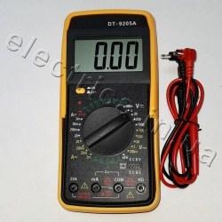 Мультиметр DT 9205А (тестер)