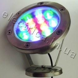 Подводный светильник LED RGB 2212 для бассейнов без контроллера