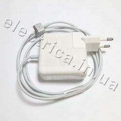 Блок питания для ноутбука Apple MacBook 60W 16.5V 3.65A T-style MagSafe 2