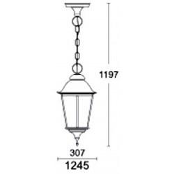 Светильник Munich QMT 1245