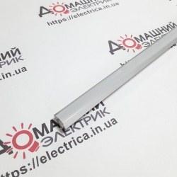 LED профиль угловой с рассеивателем 18*27*1000