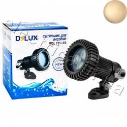 Подводный светильник LED WGL 031 для бассейнов