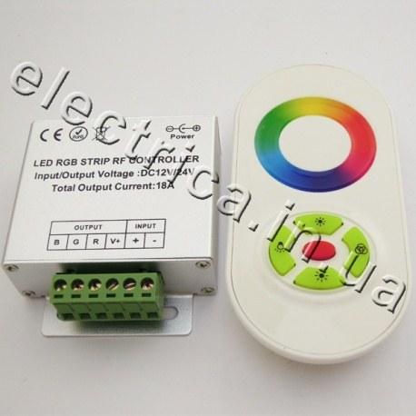 Контроллер 12A IR 6 кн RGB №20