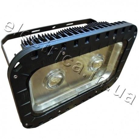Светодиодный прожектор LED 100W (с линзами)