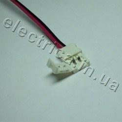 Штекер №4 для ленты 8мм соединитель-провод
