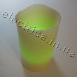 Парафиновая светодиодная свечка DELUX TF-200 10087606