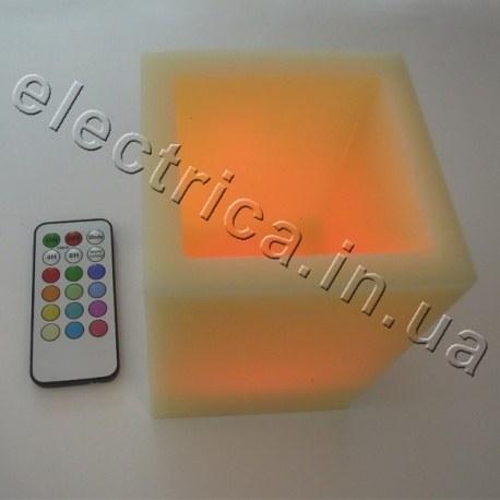 Парафиновая светодиодная свечка DELUX TF-200 10087605
