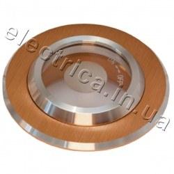 Светильник точечный неповоротный DELUX HDL 16141 R