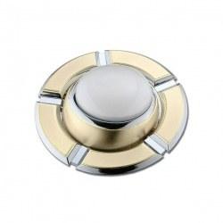 Светильник DELUX DR 39106 / 50106 R поворотный точечный