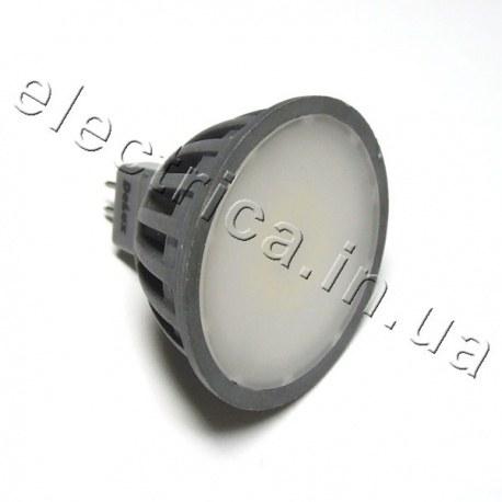 Светодиодная лампочка DELUX 12В MR16 5W