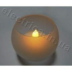 Светодиодная свечка DELUX TF-100 10087604