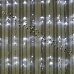 Гирлянда DELUX CURTAIN SNOWFALL C 240LED 2X1,5м с контроллером