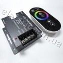 Контроллер 24A RF 6 кн RGB сенсор