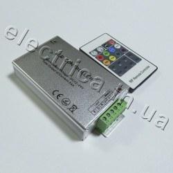 Контроллер 24A RF 20 кн RGB