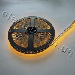 Светодиодная лента SMD 3528-120 эконом желтая
