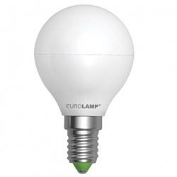 EUROLAMP LED Лампа ЕКО G45 5W E14