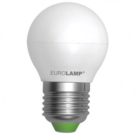 EUROLAMP LED Лампа ЕКО G45 5W E27