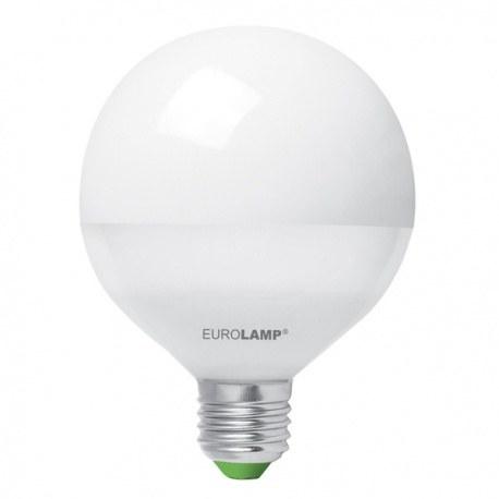 EUROLAMP LED Лампа ЕКО G95 15W E27