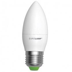 EUROLAMP LED Лампа ЕКО Свеча 6W E27