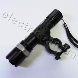 Ліхтар Police 12v 8628S-XPE zoom, велокріплення
