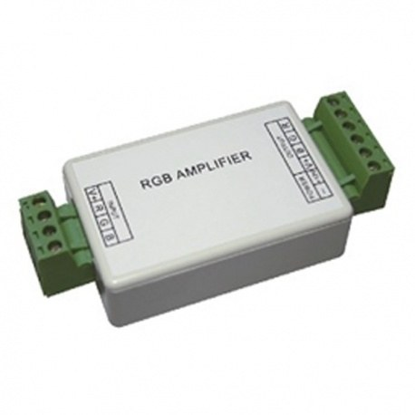 Усилитель RGB 12А (пластик)