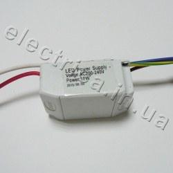 Драйвер 10W 220V IP65