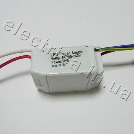 Драйвер светодиода LD 1x10W 220V IP67