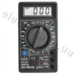 Мультиметр DT-832 (тестер)