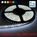 Светодиодная лента SMD 3528-120 стандарт (влагозащита)