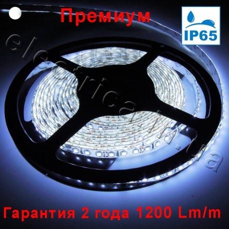 Светодиодная лента SMD 2835-120 премиум (влагозащита)