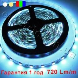 Светодиодная лента SMD 5050-60 стандарт