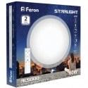 Светодиодный светильник Feron AL5000 STARLIGHT 60 Вт с пультом