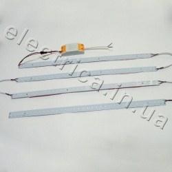 Комплект линеек SMD2835 4*50cm 28W