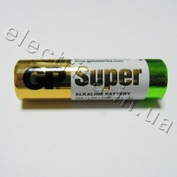 Батарейка GP Super alkaline RL6 АА
