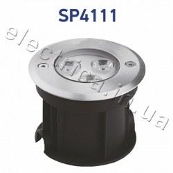 Тротуарный светильник Feron LED SP4111 3 Вт круглый