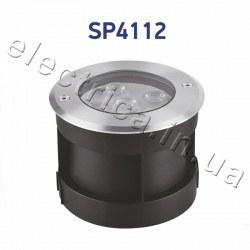 Тротуарный светильник Feron LED SP4112 6 Вт круглый