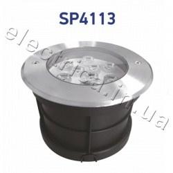 Тротуарный светильник Feron LED SP4113 9 Вт круглый