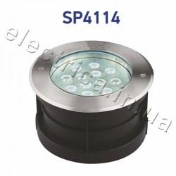 Тротуарный светильник Feron LED SP4114 12 Вт круглый