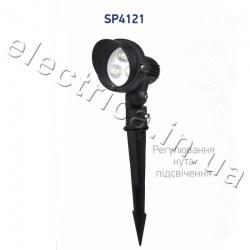 Ландшафтный светильник Feron 3 Вт LED SP4121 на ножке