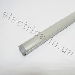 LED Профиль 2 м накладной с рассеивателем 15*6*2000