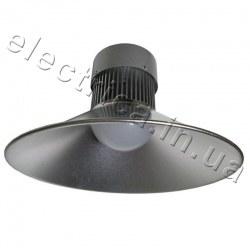 Светодиодный светильник для высоких пролетов с рассеивателем LED 60W