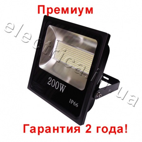 Светодиодный прожектор LED SMD 200W