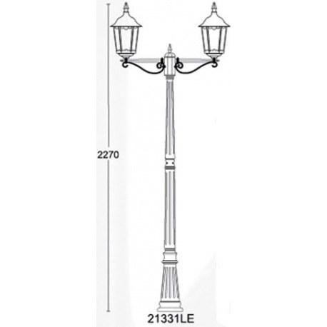 Светильник Bristol III QMT 21331LE