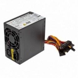 Блок живлення LogicPower ATX 400W, fan 8см, 2 SATA, black