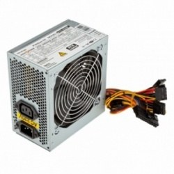 Блок питания LogicPower ATX 400W, fan 12см, 2 SATA
