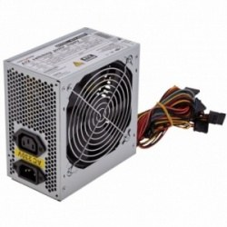 Блок питания LogicPower ATX 450W, fan 12см, 2 SATA