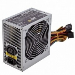 Блок питания LogicPower ATX 500W, fan 12см, 2 SATA, CE, FCC, PCI DX2 6PIN+2PIN